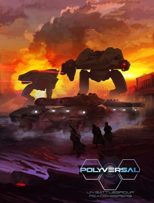 PREORDER - Polyversal UN Peacekeepers Expansion (UN B)
